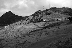 Porto Santo Island (mkk707) Tags: sigmafoveonstyle sigmadp2merrill foveonx3 pointshoot portosanto madeira portugal arid island atlanticocean blackwhite