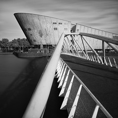 NEMO Science Museum, Amsterdam (Ian Bramham) Tags: renzopiano architecture nemo museum amsterdam photo ianbramham
