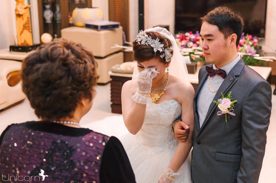 《婚攝加菲》品洋 & 俐伶 / 台中聖華宮素菜餐廳