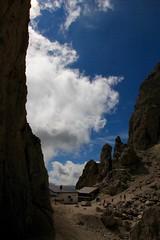 Sassolongo, rifugio (Giorgio Pongiluppi) Tags: dolomiti rifugio alpino alpi alps montagna