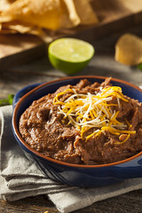 Homemade Refried Pinto Beans (brent.hofacker) Tags: america american bake baked basic bean beans bowl canned chip color comfort cooked delicious dip dish ethnic food fried frijoles hispanic lunch mash mashed mexican mexico pinto pintobeans puree pureed refried refriedbeans refritos restaurant sauce side snack spice spicy staple supper texmex tortillachip traditional vegetarian
