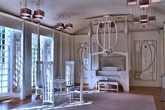 Music Room, looking West (Raven Photographic) Tags: glasgow scotland bellahouston houseforanartlover mackintosh