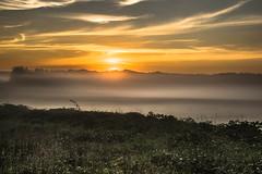 River Valley Sunrise (jeanmarie (been working lots of overtime)) Tags: jeanmarieshelton jeanmarie nikon nature sky sunlight sunrise serene sunshine sun fog mist morning clouds outdoors