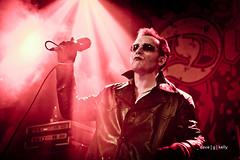 The Damned at The Academy (Dave G Kelly) Tags: band concert dublin gig ireland live music musician punk punkrock rock show singer thedamned
