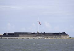 Fort Sumter National Park (dcnelson1898) Tags: charleston southcarolina nps nationalparkservice southeast atlanticocean coast travel vacation holiday civilwar history militaryhistory fortsumter