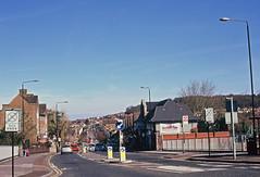 Westmount Road (Matthew Huntbach) Tags: westmountroad eltham se9 fujivelvia100