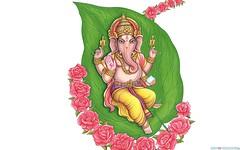 Lord-Ganesh-Wallpaper (swetamishra) Tags: shri