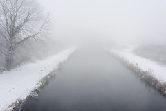 17 Janvier 2013 Wattrelos (Stphane.) Tags: wattrelos france nord roubaix sartel canal janvier 2013