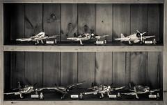 COBI Aircraft Collection, September 2016 (Adam Purves (S3ISOR)) Tags: cobi messerschmitt me 109 bf bf109 me109 aircraft fighter military wwii worldwarii worldwar2 smallarmy luftwaffe brick block lego german poland polish pzl p11c 11c 5516 airforce ww2 spitfire supermarine mustang zero mitsubishi 5515 5512 5513 a6m2 a6m p51c p51 aeroplane plane japanese pacificwar dogfight nihon british