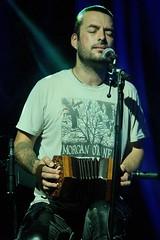 Lynched (2016) 03 - Ian Lynch (KM's Live Music shots) Tags: folkmusic ireland irishfolk lynched ianlynch angloconcertina concertina sidmouthfolkweek hamconcertmarquee