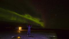 Jkulsrln Aurora (peter_beagan) Tags: aurora northernlights sigma 1020 iceland canon 600d long exposure