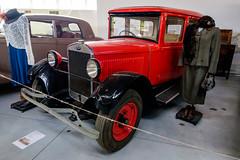 1930 Škoda 430 (The Adventurous Eye) Tags: 1930 škoda 430 technical museum telč muzeum techniky