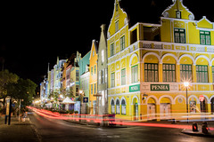 Curacao_IMG_4829 (grisufire) Tags: curaao willemstad hanelskade nacht