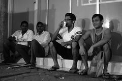 Nepal Chai Tea Time (jazmin.jung) Tags: tea guys nepali bnw