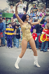 Glitzy (Ray Devlin) Tags: carnival fat tuesday big easy louisiana uptown st charles stcharles majorette high school marching band marchingband southerntradition southern tradition culture