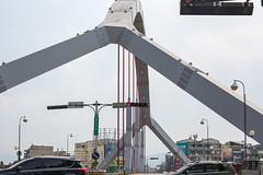 Taichung City, Taiwan (Quench Your Eyes) Tags: taichungcity asia biketour bridge route136 taiwan travel zhenxingroad