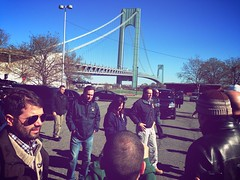 Governor Cuomo arriving at Fort Wadsworth in Staten Island, New York (sickrthanyouraverage) Tags: nyc newyork aftermath sandy hurricane forgotten statenisland shaolin fortwadsworth governorcuomo forgottenboro hurricanesandy aftermathofhurricanesandy