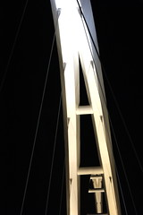 DSC00016 (Jess Horner) Tags: light lightpainting night bright bridges nightsky lightatnight bridgesatnight