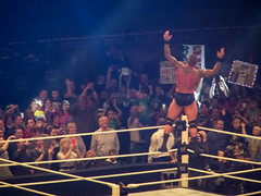 Randy Orton vs. Alberto Del Rio (with Ricardo Rodriguez)