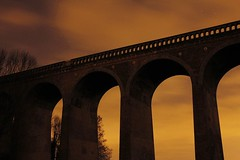 Eynsford viaduct (will668) Tags: uk greatbritain bridge england sky stars star kent unitedkingdom astro viaduct astrophotography nightsky aquaduct eynsford starsinthesky astrononomy