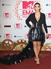 TV personality Kim Kardashian The MTV EMA's 2012 held at Festhalle - arrivals Frankfurt, Germany