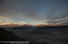 Magic Himalayas (Nepal through my Eyes) Tags: nepal mountains pokhara himalayas fishtail sarangkot annapur