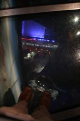 Glass Floor (Fred_T) Tags: toronto ontario canada canon rebel cntower glassfloor xti