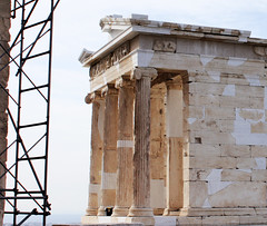 Temple of Athena Nike (wamcclung) Tags: architecture greek temple hellas classical ionic athensgreeceparthenon