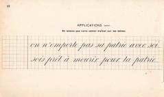 ecriture 22 (pilllpat (agence eureka)) Tags: typography lettering script écriture lettres typographie exercicesscolaires