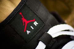 AIR (8Fotography) Tags: macro logo shoe lace small nike toung airjordans