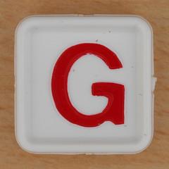 Master Mind Letter G (Leo Reynolds) Tags: canon eos iso100 g letter 60mm f80 oneletter ggg letterset 002sec 40d hpexif grouponeletter xsquarex xleol30x