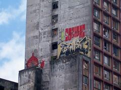 Melim e Sigilo 2012, Gueto 2005, Socidas 2012 (1lxndr) Tags: streetart rooftop brasil graffiti sopaulo centro