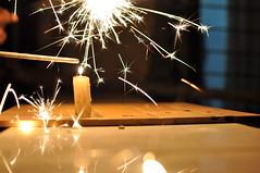 Diwali 2012 lighting sparkler (iphotofan) Tags: sparkles dark shot fireworks candlelight diwali sparkler festivaloflights indianfestival 35mmlens depawali nikond5000