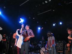 . (StereoStef) Tags: losangeles concert gig shows benefit concerts johnnydepp elrey tompetty jamesonwhiskey sweetrelief theelreytheatre pettyfest thecabindownbelowband pettyfestwest
