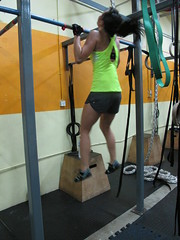 Singapore Crossfit Hub Work Outs (Singapore CrossfitHub) Tags: girls training work out jumping women singapore workout pullups wod crossfit deadhang kipping unassisted bodyweightexercises crossfithub