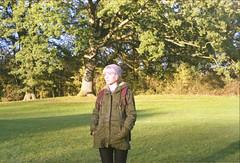 ° (333Bracket) Tags: birthday sun green london girl 35mm happy 29 hampsteadheath 333bracket mamiyazequartz50mmf2