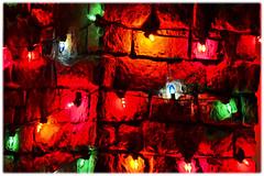 1st Lights of the Season (Explored 11/23/12) (Lisa Plymell) Tags: christmas red color closeup night lights nikon kansascity missouri nikkor myfavorites amature fav10 explored 55300 d3100 nikond3100 creativephotocafe
