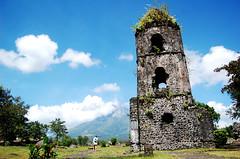 will never not be beautiful (brucie_ate_sammy) Tags: history bicol cagsawaruins mayonvolcano