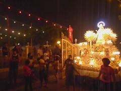 Virgen del Rosario (buddha boy) Tags: fiesta rosario porac poblacion
