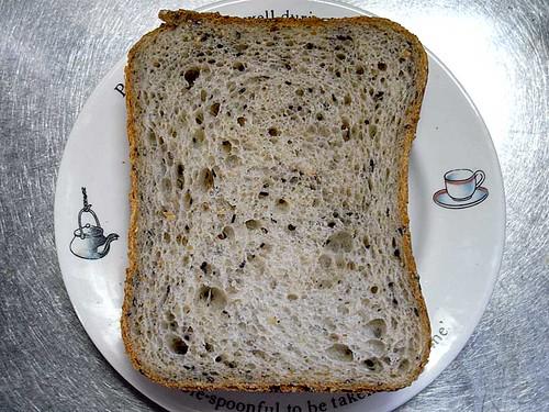 胡麻胡麻パン