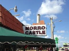 Morro Castle Sign