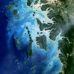 thailand burma nasa auckland myanmar landsat archipelago goddard andamansea merguiarchipelago landsat5