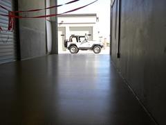 Garage Floor Coatings, Portland, Oregon.  Alternative Surfaces