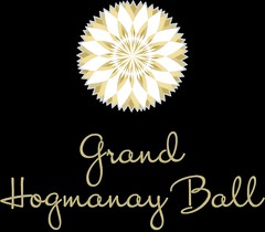 Grand Hogmanay Ball Edinburgh