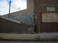SHAN & KEL (Billy Danze.) Tags: chicago graffiti shan xtc kel j4f