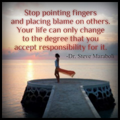 pointingfingers (Inspired1988) Tags: life happiness quotes success maraboli stevemaraboli