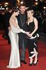 Hugh Jackman, Anne Hathaway, Amanda Seyfreid