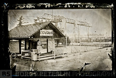 Great Depression 1912-13 (Borut Peterlin) Tags: factory slovenia ambrotype 4x5 economy largeformat largeformatcamera wpc collodion wetplatecollodion 4x5ambrotypecollodionlargeformatlargeformatcamerawetplatecollodionwpc recessiongreatdepression