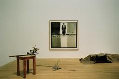 Lothar Wolleh Tate Modern London (lotharwolleh) Tags: london portait tatemodern beuys josephbeuys photooncanvas lotharwolleh artitsroom artitsroom
