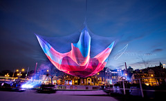 Amsterdam Light Festival (Jinna van Ringen) Tags: amsterdam jinnavanringen amsterdamlightfestival chanderjagernath jagernath jagernathhaarlem